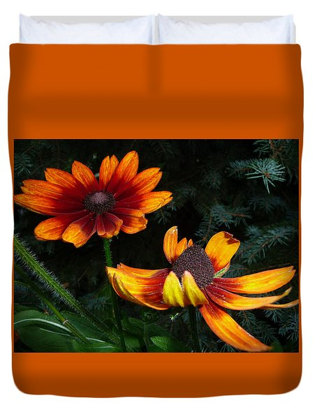 Good Night Susan - Botanical Duvet Cover