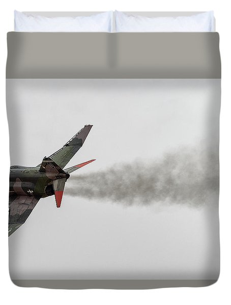 Good Old Smokey Duvet Cover