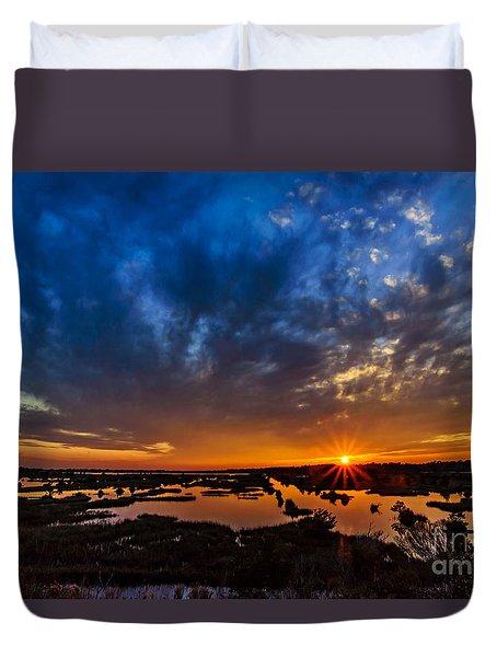 Goodnight Topsail Duvet Cover
