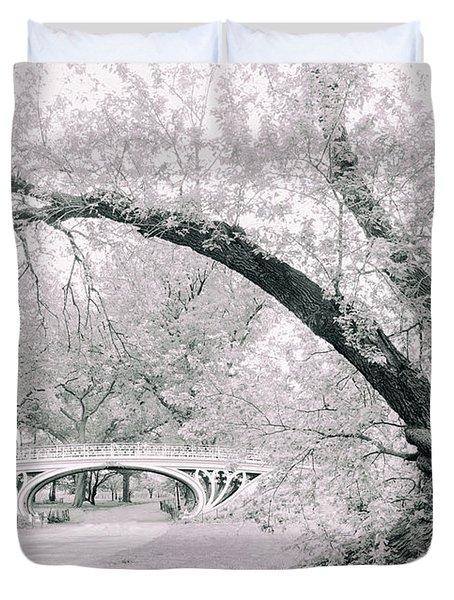 Gothic Bridge 28 Duvet Cover