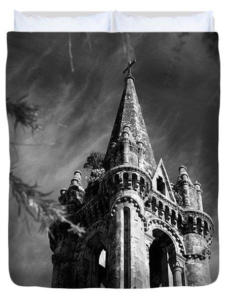 Gothic Style Duvet Cover by Gaspar Avila