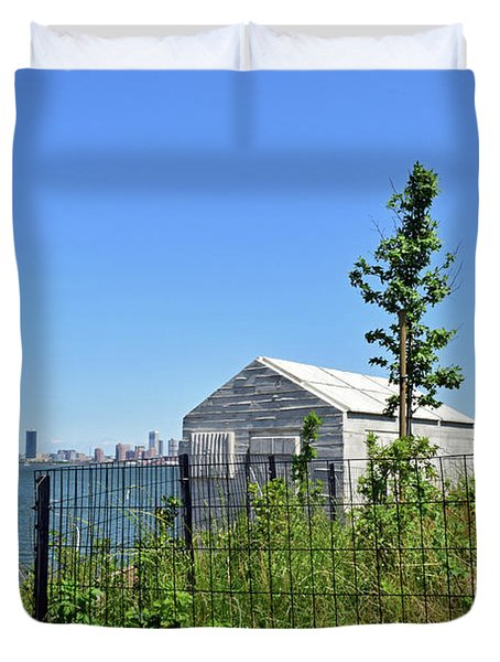 Governors Island Duvet Cover