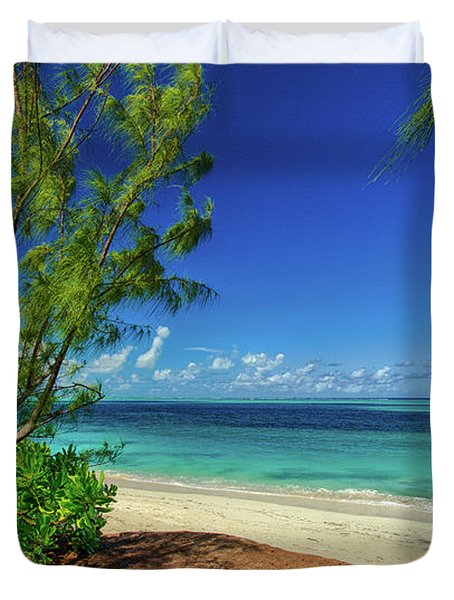 Grace Bay Duvet Cover