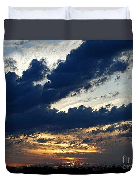 Graced Duvet Cover