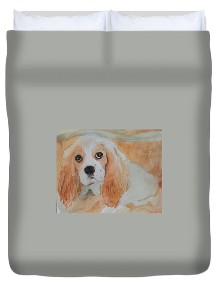 Gracie 2 Duvet Cover