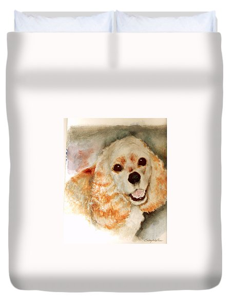 Gracie Duvet Cover