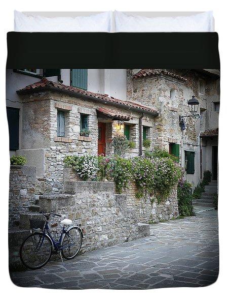 Grado Antica Duvet Cover
