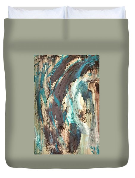 Grafetti Art Duvet Cover
