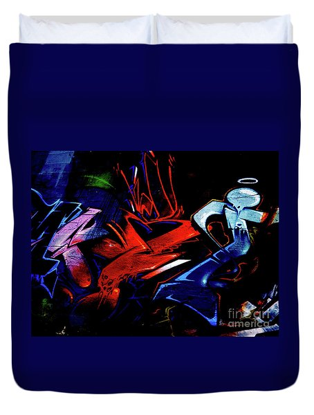 Graffiti_20 Duvet Cover