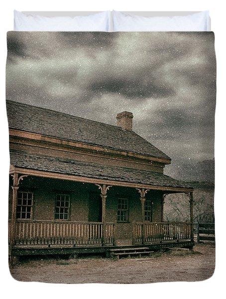 Grafton Cabin Duvet Cover