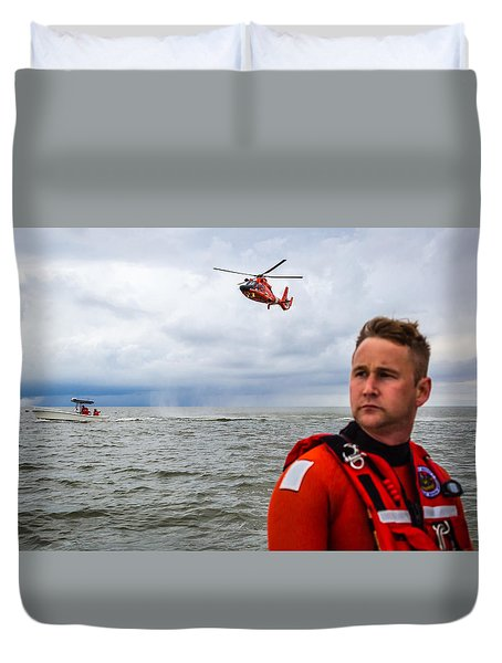 Graham Mcginnis Duvet Cover