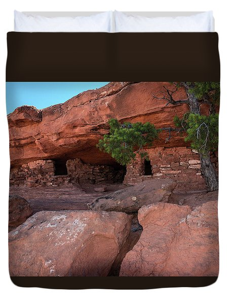 Granaries - 9697 Duvet Cover