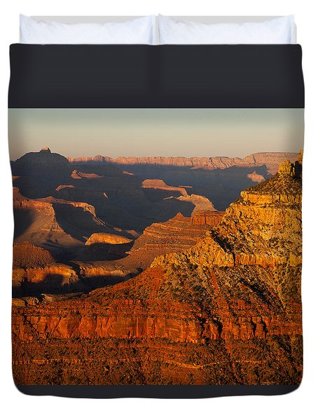 Grand Canyon 149 Duvet Cover