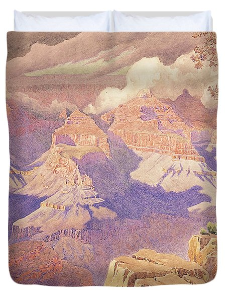 Grand Canyon, 1927  Duvet Cover