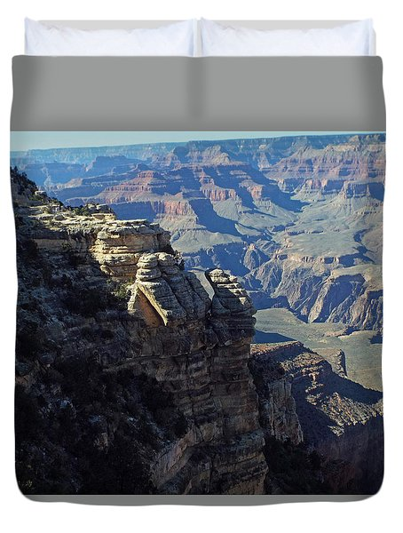 Grand Canyon 4 Duvet Cover