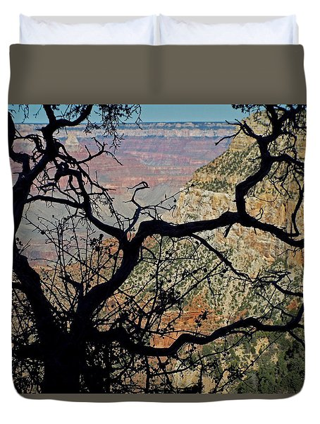 Grand Canyon 8 Duvet Cover