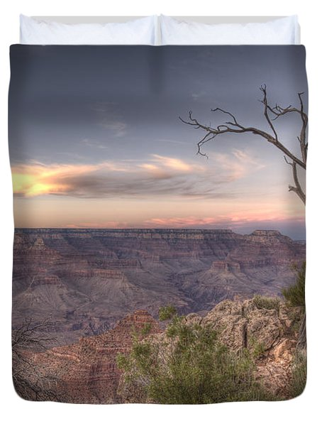 Grand Canyon 991 Duvet Cover