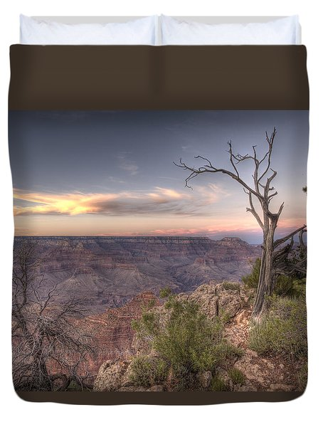 Grand Canyon 991 Duvet Cover