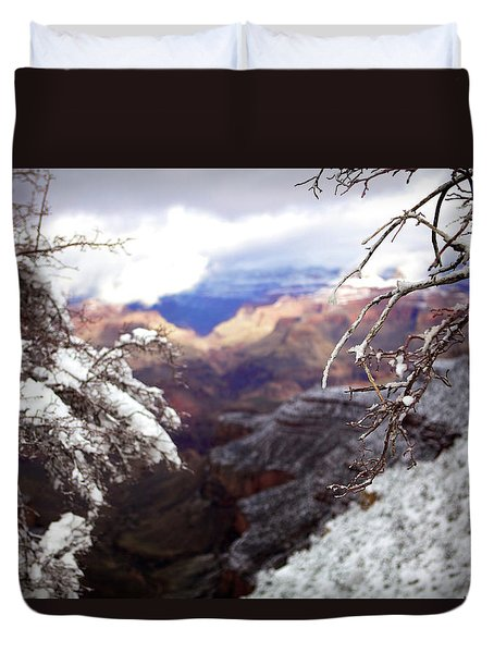 Grand Canyon Branch Duvet Cover