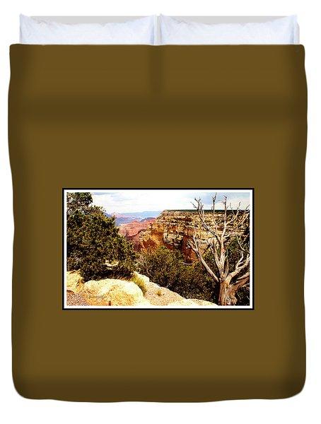 Grand Canyon National Park, Arizona Duvet Cover