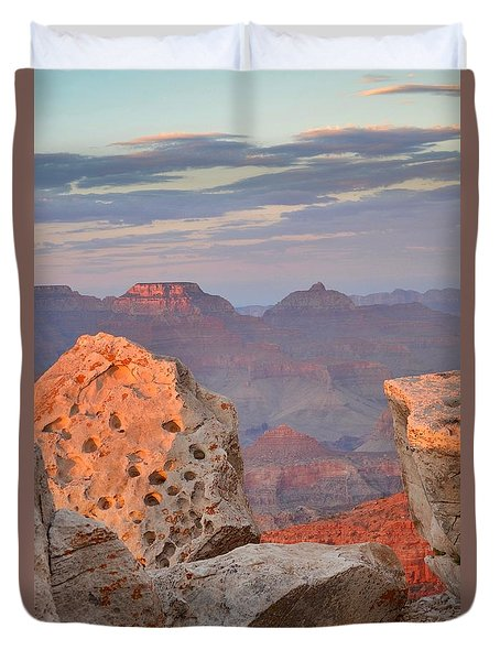 Grand Canyon Duvet Cover