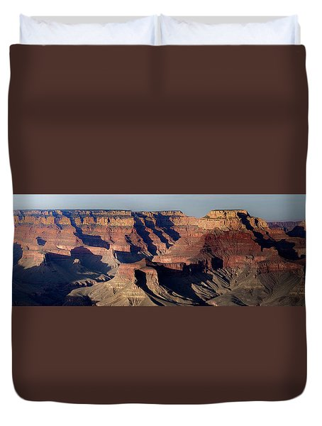 Grand Canyon Wide Duvet Cover