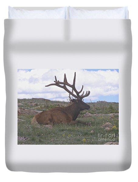 Grand Dad  Duvet Cover
