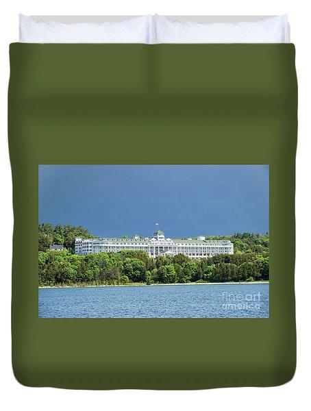Grand Hotel Duvet Cover