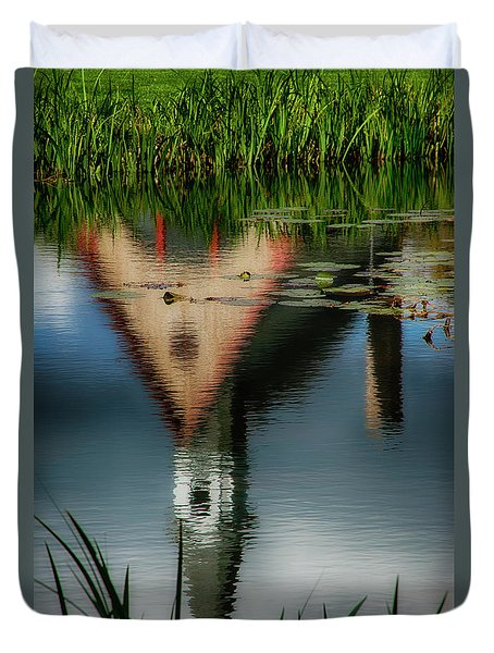Grand-pre National Historic Site 03 Duvet Cover