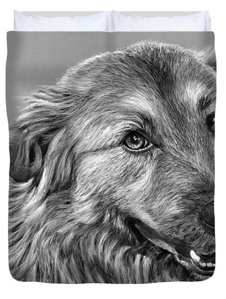 Granddog Kuper Duvet Cover