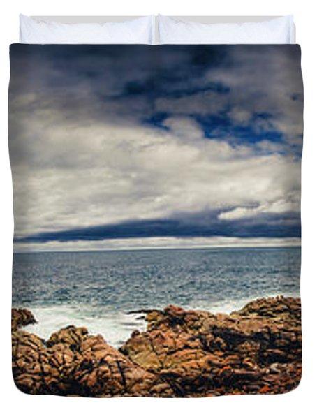 Granville Tasmania Panoramic Duvet Cover