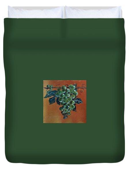 Grape Duvet Cover