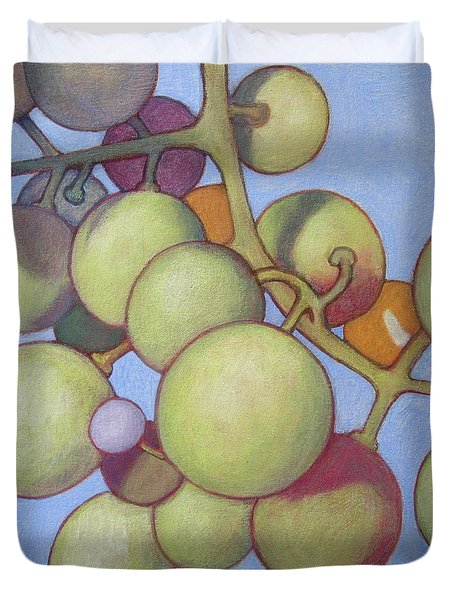 Grapes No.8 Duvet Cover