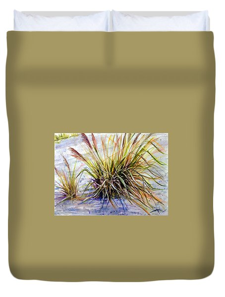 Grass 1 Duvet Cover