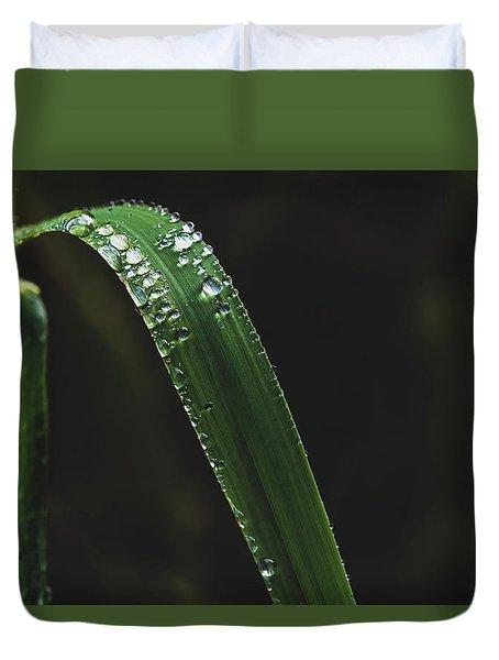 Grass Duvet Cover
