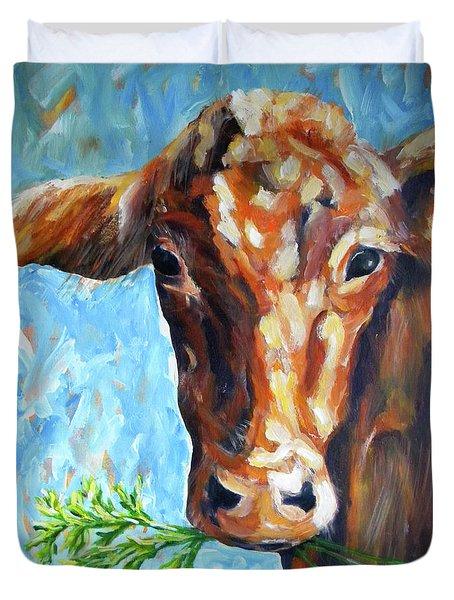 Grassfed Duvet Cover