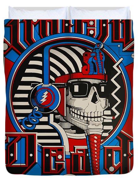 Grateful Dead Berkeley Duvet Cover
