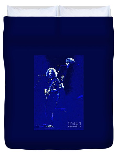 Grateful Dead - Jack Straw Duvet Cover