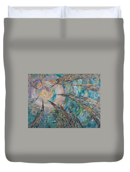 Gravity Duvet Cover