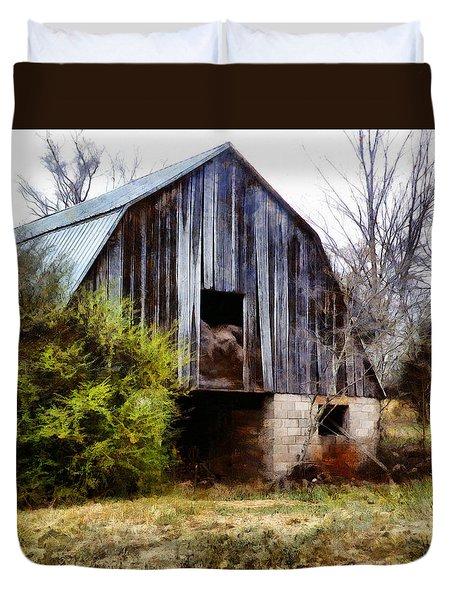 Gray Barn Duvet Cover