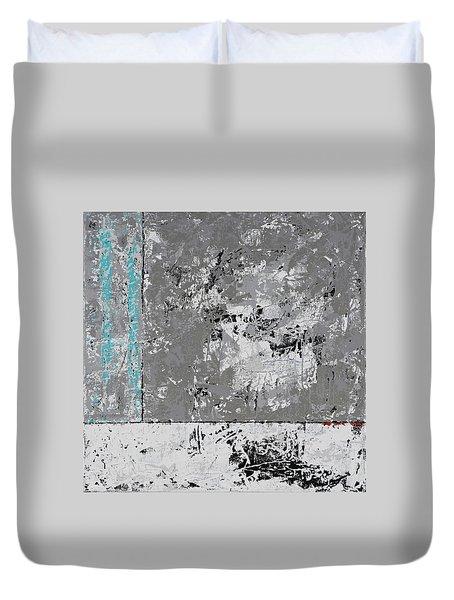 Gray Matters 5 Duvet Cover