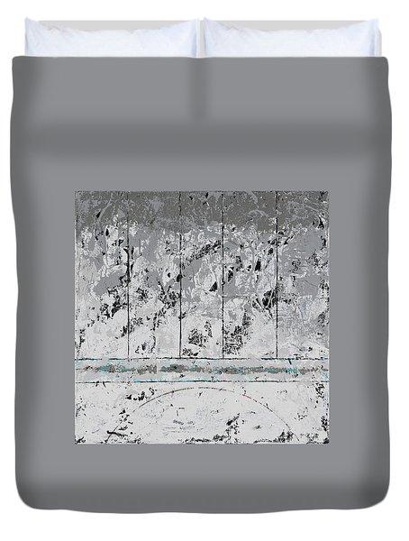 Gray Matters 6 Duvet Cover