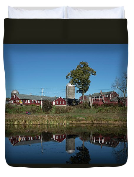 Great Brook Farm Duvet Cover