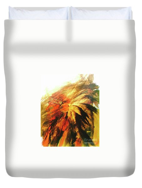 Great Grandfather Spirit Duvet Cover