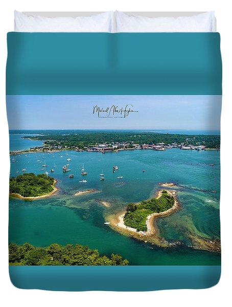 Great Harbor Duvet Cover