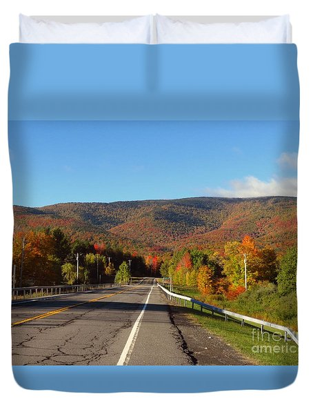 Great Northern Catskills Duvet Cover