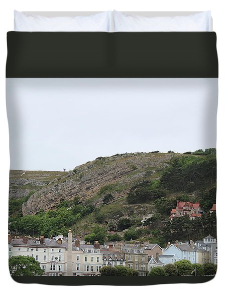 Great Orme Duvet Cover
