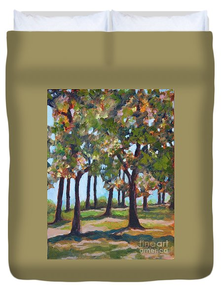 Great Outdoors Duvet Cover