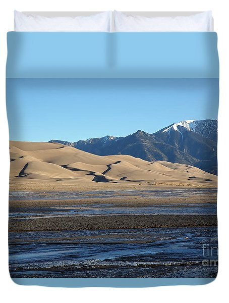 Great Sand Dunes  Duvet Cover