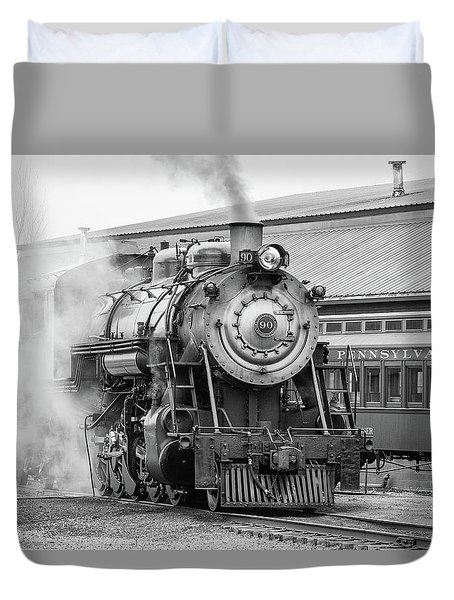 Great Western 90 Duvet Cover